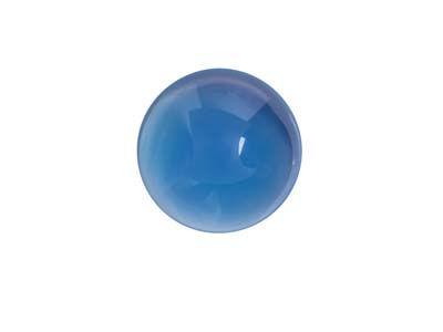 Cabochon-Tondo-In-Agata-Blu,-8-MM
