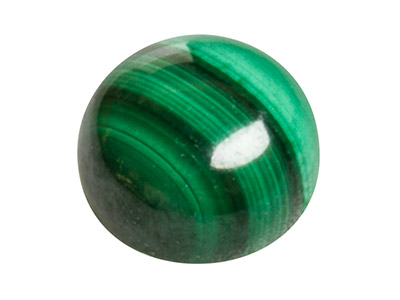 Malachite,-Cabochon-Tondo,-6-MM