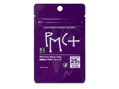 Precious Metal Clay Pmc Plus, 27,8 G