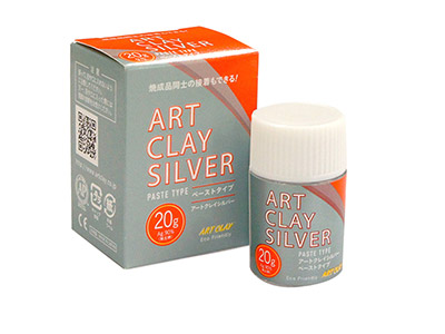 Pasta Art Clay Silver, 20 G