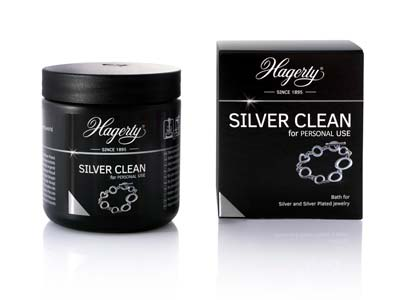Hagerty Silver Clean Dip 170 Ml - Uso Personale