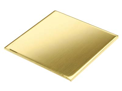 Lamina Ds, 1,5 Mm, Oro Giallo Da 22 Kt